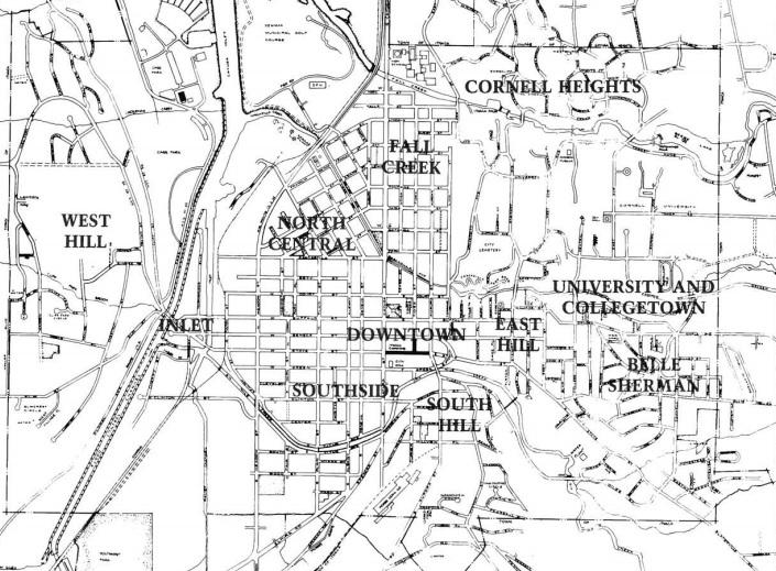 ithaca-neighborhoods